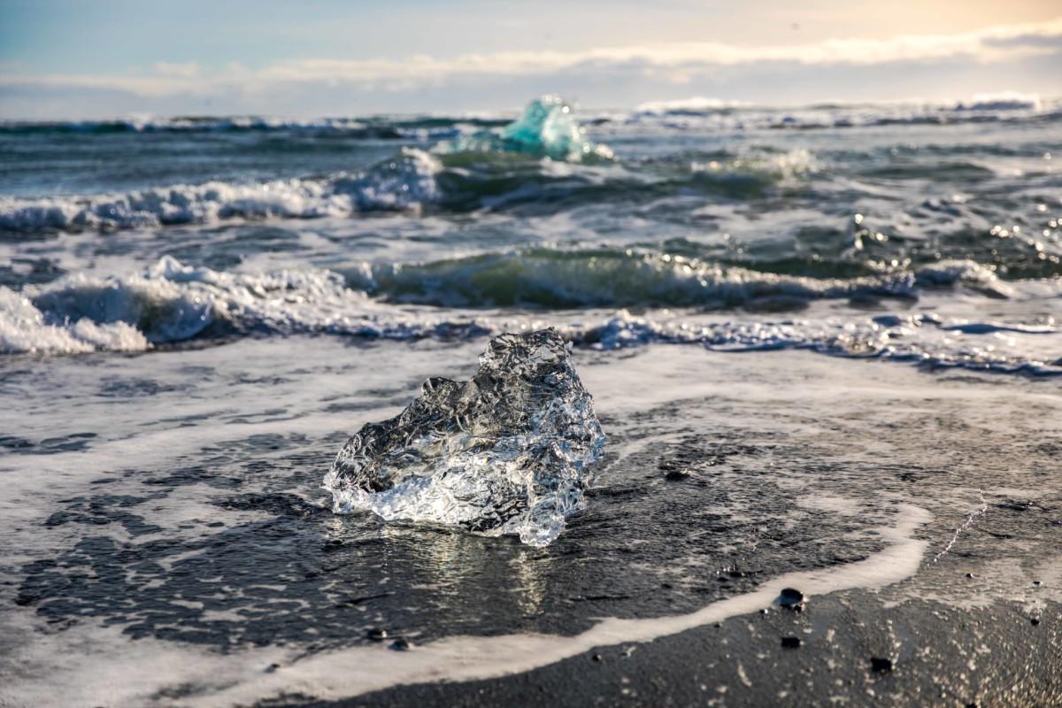 Black Sand Diamond Beach ♢ - The Intrepid Life